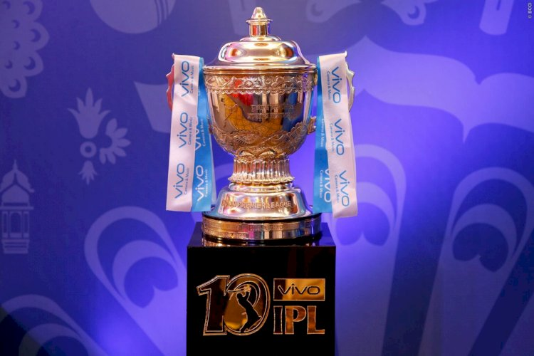 IPL to start on April 9 with no crowds initially