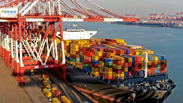 China's exports rise to highest in two decades