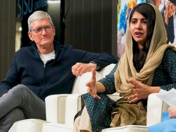 Malala Yousafzai Steps into  Media Production in Collaboration with Apple.