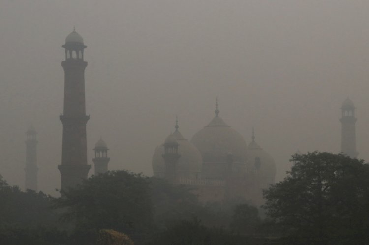 Pakistan, world's second most polluted country: report