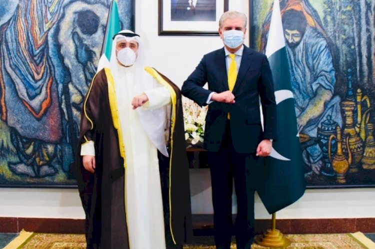 Kuwait pursues stronger ties with Pakistan: FM Shah Mahmood Qureshi