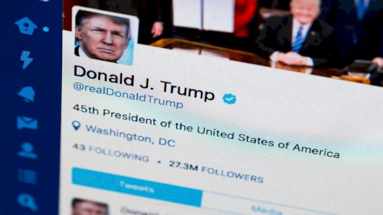 Trump Returning to Social Media With His Own Platform.