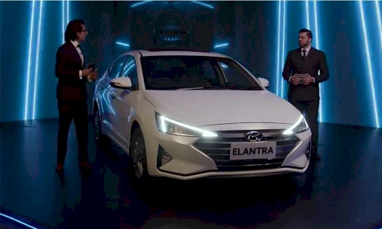 Hyundai Elantra Launched in Pakistan to Compete Against Corolla and Civic