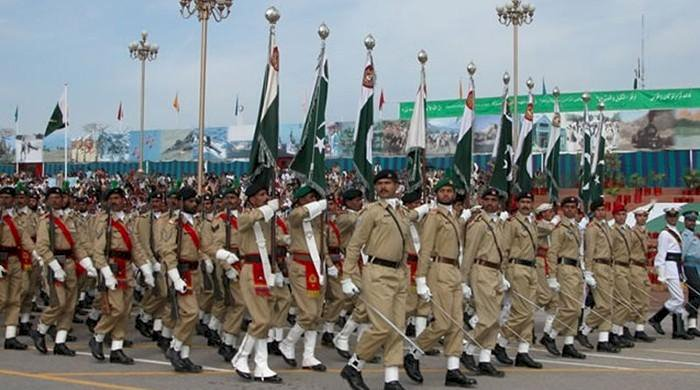 Pakistan Day, 23rd March parade postponed due to rainy weather