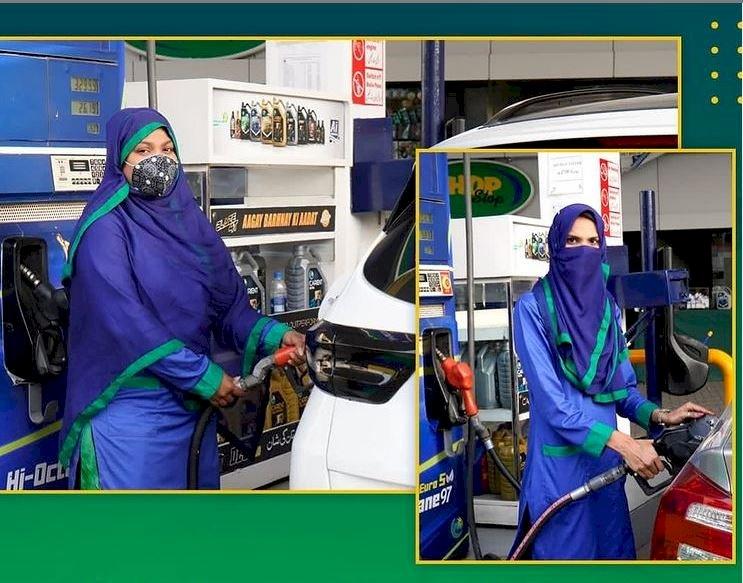 Empowering Women, PSO Hiring Female Pump Attendants
