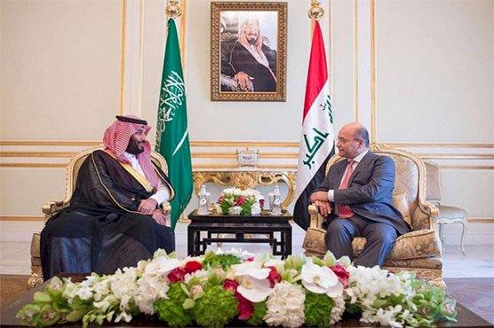 Iraq Prime Minister pursues closer trade bonds on Saudi Arabia visit