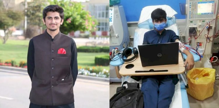Hardworking Pakistani Freelancer is Inspiration for Many people, Meeting Deadlines While Undergoing Dialysis