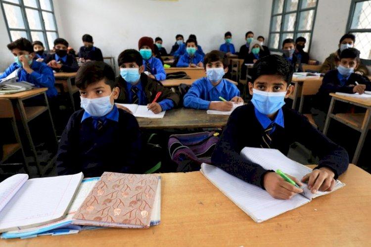 Pakistan schools to suspend on-campus classes till April 28: Shafqat Mehmood