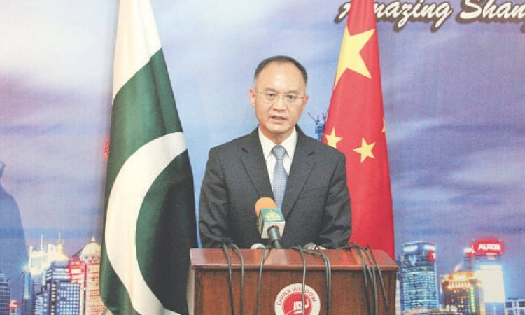 Chinese Envoy 'Nong Rong' Sees CPEC Project Progressing