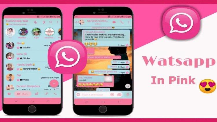 WhatsApp Pink a new virus is targeting whatsApp users