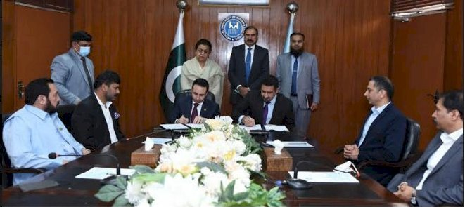 NUML, ICCI sign MoU to promote industry-academia linkages