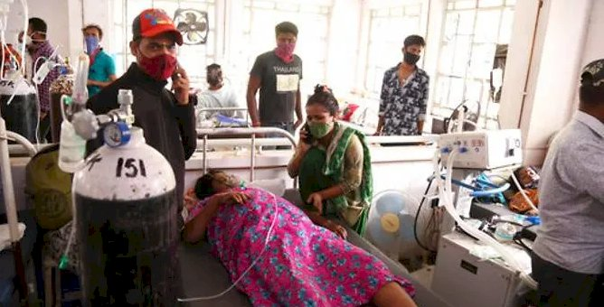 India Records World's Biggest Single-Day Rise In COVID-19 Cases