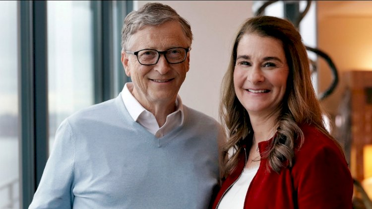 Microsoft's Bill, Melinda Gates End The Marriage After 27 Years