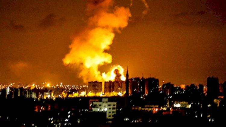 Israeli Airstrikes Kill 22 Palestinians, Including 9 Children