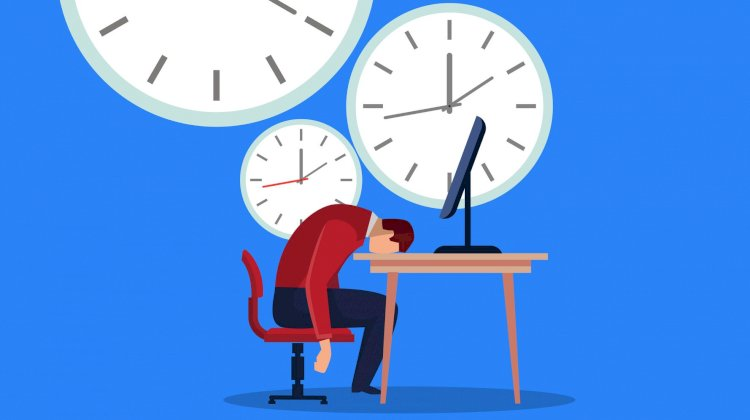 Long Working Hours Are A Killer: WHO Study