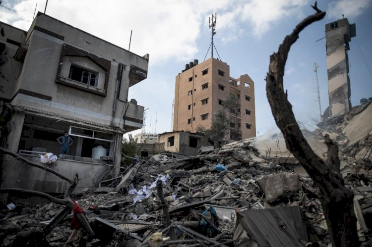 No Relief For Palestinians From Israel Strikes, Despite Diplomatic Efforts