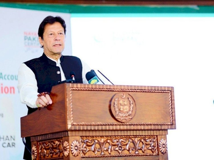 Imran Khan Announces The Construction Of 10 Dams By 2028