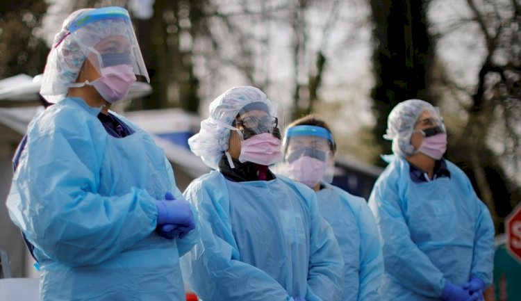 115,000 Health Workers Have Died From Covid-19: WHO