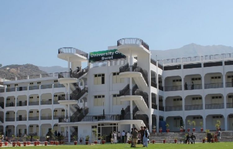HEC removed the University of Swat VC after the inquiry report