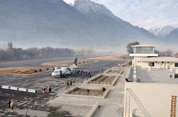 In an Effort to Promote Tourism Pakistan Introduces New Airline For Northern Areas.