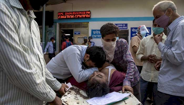 India Records A Daily Rise In Coronavirus Cases