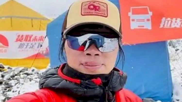 Hong Kong Women Breaks Record For the Fastest Ascent of Everest