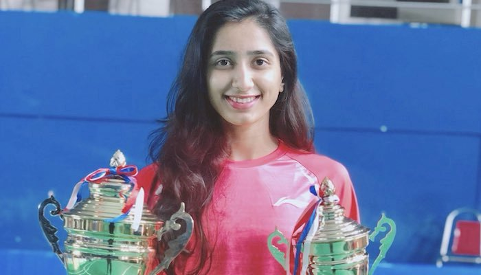 Pakistan Badminton Star 'Mahoor Shahzad' Qualified For Tokyo Olympics