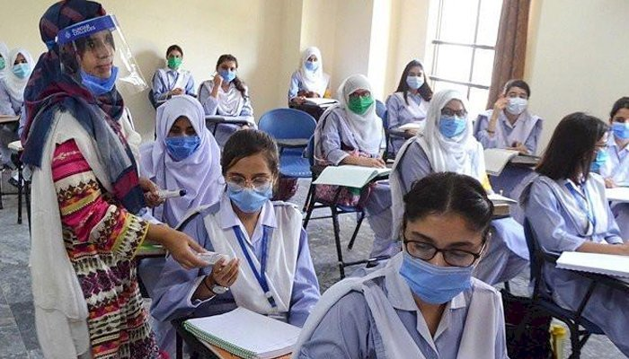 Sindh Educational Institutions For Classes 9 And Above To Reopen From Tomorrow