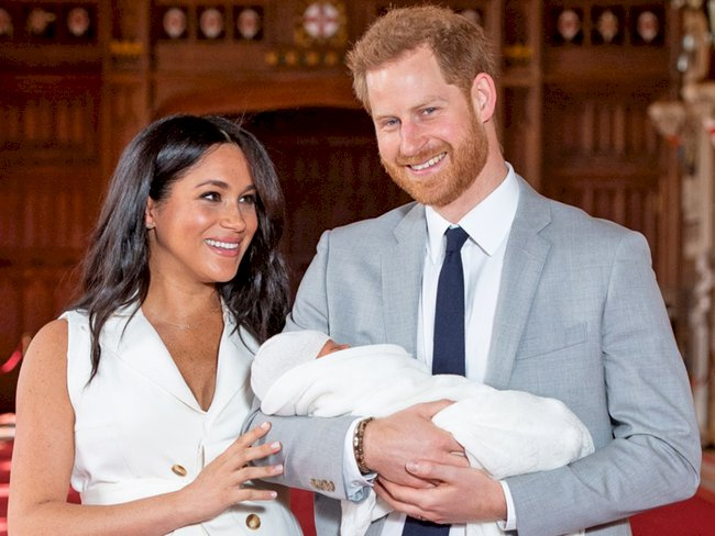 Meghan Markle and Prince Harry's daughter 'Lilibet' may bring 'the royal family' together
