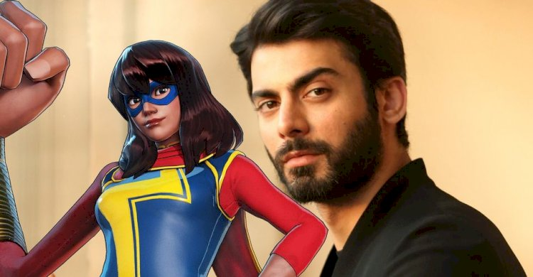Fawad Khan to Make his Hollywood debut in Ms. Marvel by Disney.