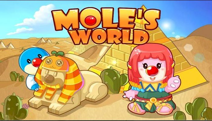 ´Mole's World' game activates nostalgia among China´s  youngsters