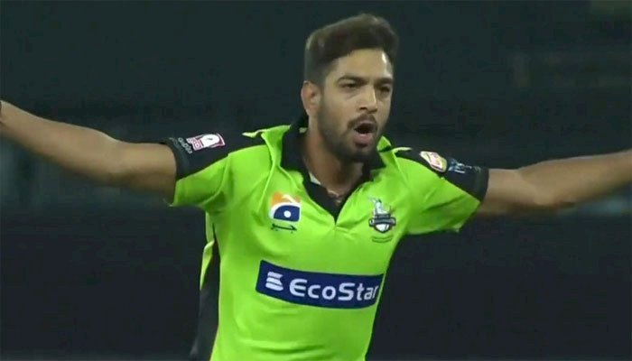 'Haris Rauf', Now Second Pakistani Fast Bowler To Take 100 T20 Wickets