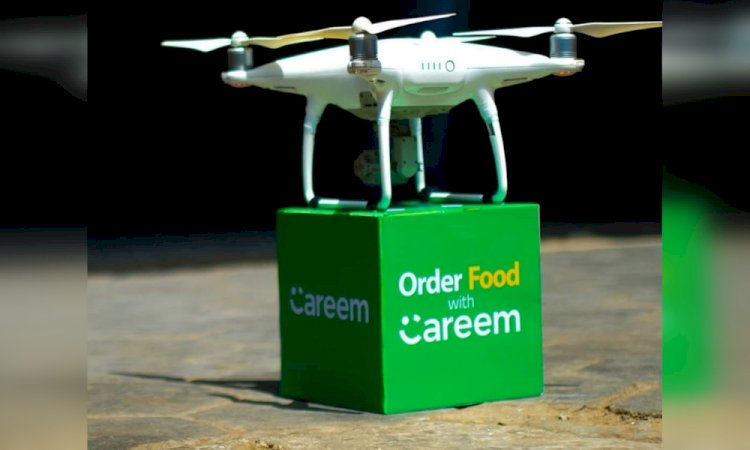 Careem Introduces First-Ever Food Drone Delivery in Pakistan.
