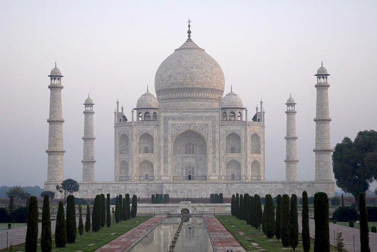 India Reopens Taj Mahal Amid Ease In Coronavirus Restrictions