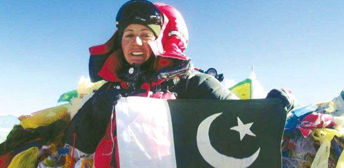 Samina Baig ready to conquer K2