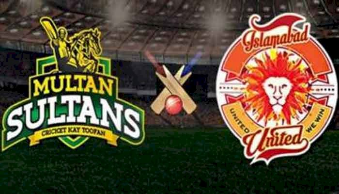 Table-toppers Islamabad United To Face Multan Sultans Today