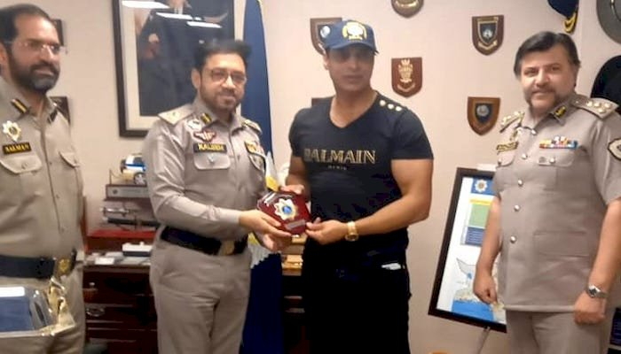Shoaib Akhtar Appointed As Ambassador to Motorway Police