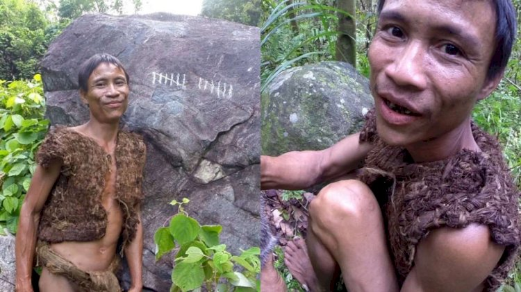 Meet The Real-Life Tarzan, Who lived 41 Years in the Jungle.