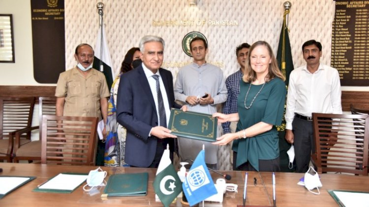 A $800m Loan Approved For Pakistan By World Bank