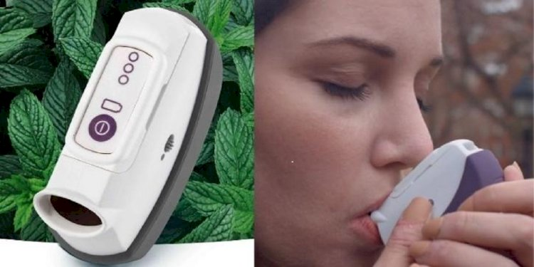 New York Engineers Developed Inhaler -like Device to Fight Anxiety