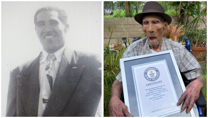 World's Oldest Living Man Now In Guinness World Records