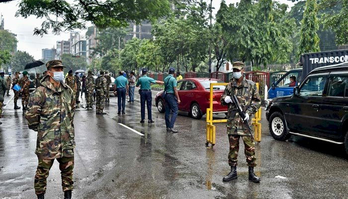 Extension In Strict Lockdown In Bangladesh As Coronavirus Cases Surge