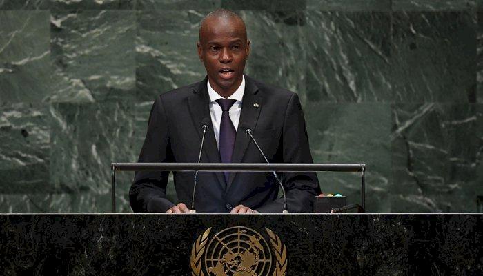 Acting PM Claude Joseph Announces Assassination of Haiti President Jovenel Moise