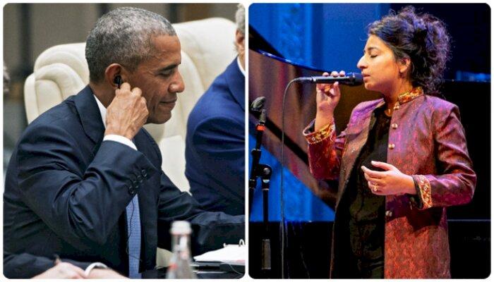 Pakistani Singer Arooj Aftab Appears on Obama's 2021 Summer Playlist.
