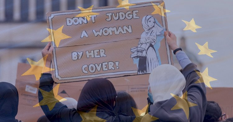 European Court Says Hijab may Ban Under Certain Conditions.