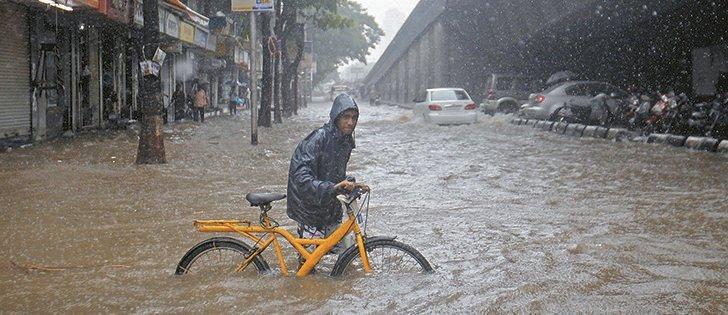 India Monsoon Rains: 18 Died