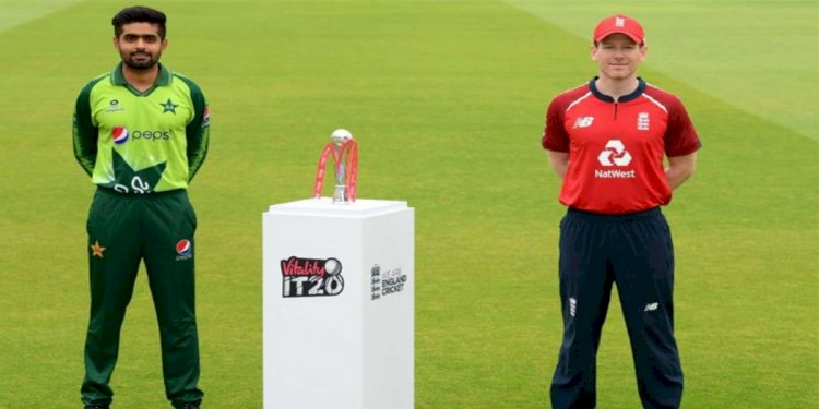 Decisive Match of  Pakistan Vs England T20 Series To Be Played Today