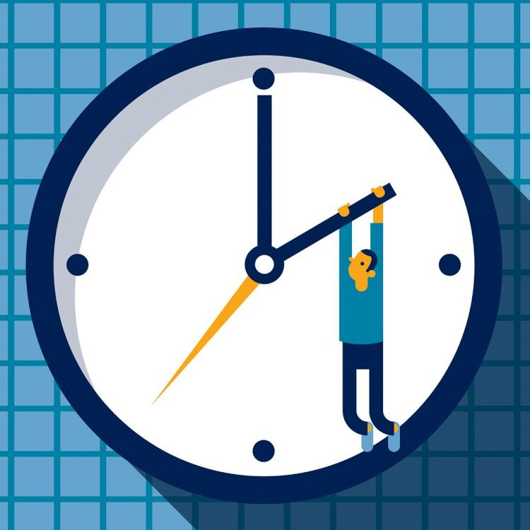 How to manage time at work?