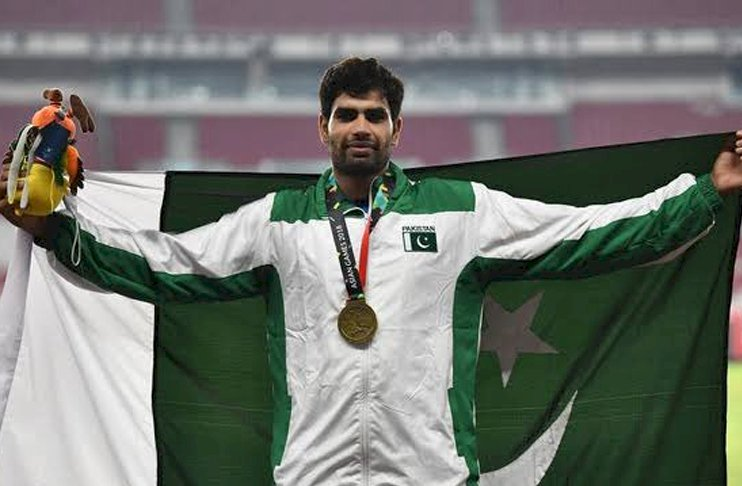 Arshad Nadeem Qualifies for Final Javelin Throw Competition in Tokyo Olympics.