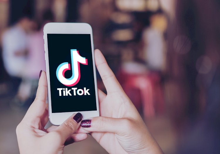 TikTok Replaces Facebook As The Most Downloaded App.